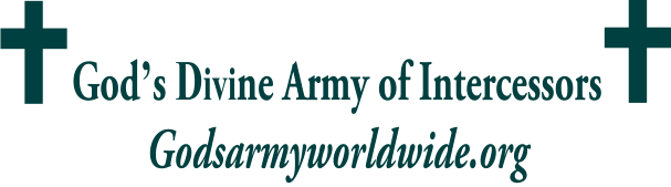 God's Divine Army of Intercessors Website